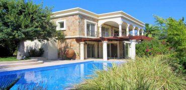 Bodrum Yalıkavak Satılık Manzaralı Müstakil Villa