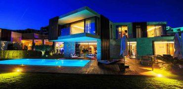 Bodrum Yalıkavak Denize Sıfır Sitede Lüx Villa