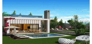 Bodrum Yalıkavak Satılık Tek Katlı Havuzlu Villa