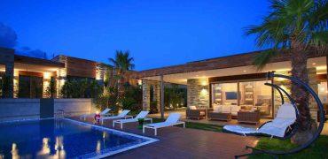 Bodrum Yalıkavak Satılık Müstakil Havuzlu Tek Kat Villa