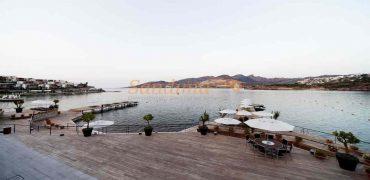 Bodrum Yalıkavak Tilkicik Kiralık Deniz Manzaralı Villa