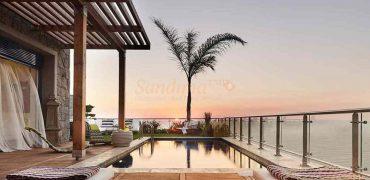 Bodrum Yalıkavak Satılık Manzaralı Müstakil Havuzlu Villa