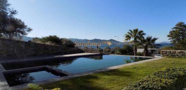 Bodrum Yalıkavak Merkez Deniz Manzaralı Villa