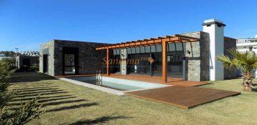 Bodrum Gündoğan Satılık Tek Katlı Havuzlu Villa