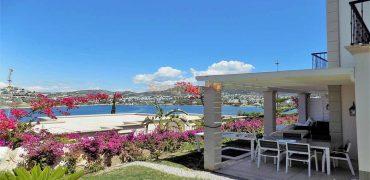 Bodrum Yalıkavak Deniz Manzaralı Kiralık Villa