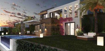 Bodrum Gümüşlük Satılık Müstakil Havuzlu Villa