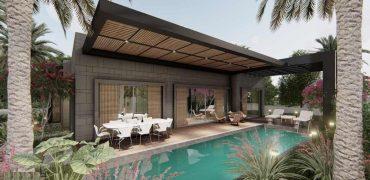 Bodrum Yalıkavak Satılık Havuzlu Tek Katlı Villa