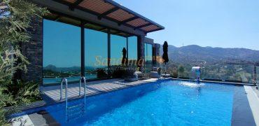 Bodrum Yalıkavak Havuzlu Lüx Villa Projesi