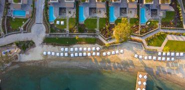 Bodrum Satılık Denize Sıfır Lüx Yeni Villa Projesi