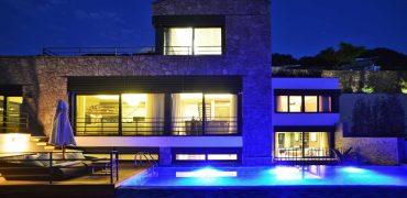 Bodrum Yalıkavak Havuzlu Lüx Taş Villa