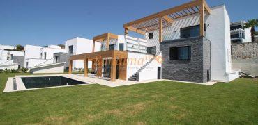 Bodrum Yalıkavak Satılık Deniz Manzaralı Villa