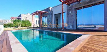 Yalıkavak Denize Sıfır Sitede Havuzlu Villa